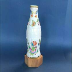 Herend Andtimes Coca - Cola Bottle 55/100 Limited 100 Rare From Japan Free Shipping