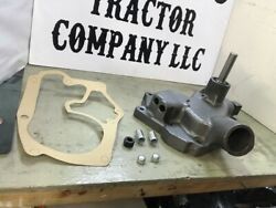 Re19937,ar50273, Ar52421 Water Pump For John Deere Construction And Cotton Picker