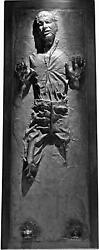 FATHEAD Han Solo in Carbonite - Life-Size Officially Licensed Star Wars