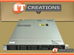 Hp Proliant Dl360p G8 Gen8 Server Two E5-2650l 1.8ghz 128gb 2 X 800gb Sas Ssd