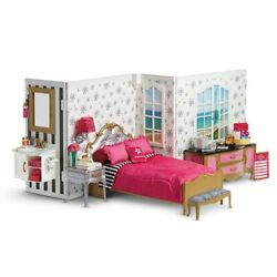 Authentic New American Girl Grand Hotel Brand New Accessories Furniture Travel