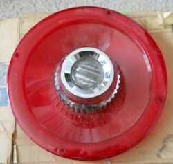 Nos 1965 Ford Galaxie Custom 500 Taillight Backup Lens