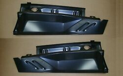 Drop Off Trunk Floor Extension Panel 71-74 Roadrunner Gtx Right And Left Side