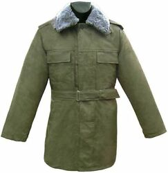 Genuine Czech Army Issue Winter Parka Deep Pile Liner M85 Classic Parka