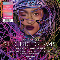 Electric Dreams Soundtrack Limited Black Friday Rsd 2019 New Vinyl Colored Lp