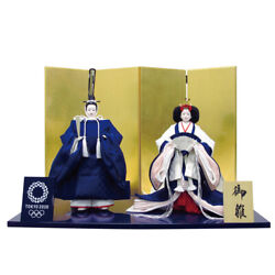 Japanese Hina Dolls Tokyo Olympic 2020 Edition F/s From Japan