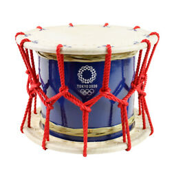 Japanese Drums Ishikawa In Blue Tokyo Olympic 2020 F/s From Japan