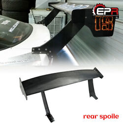New Carbon Gt Spoiler Parts For Nissan S13 180sx Drifting Wingfiting In Fender