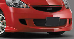Frp Unpainted M2 Style Front Bumper Body Kits For 02-04 Honda Fit Gd1 2
