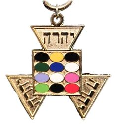 York Rite Royal Arch Past Grand High Priest Officers Collar Jewel