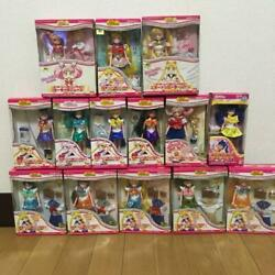 Sailor Moon Mini Collection Doll Bandai Set Of 14 Unopened Collectible From Jp