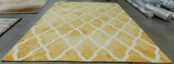 Gold / Ivory 9and039 X 12and039 Damaged Rug Reduced Price 1172575049 Ddy540h-9