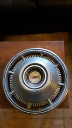 1966 66 Chevrolet Chevy Impala Vintage 14and039and039 Hubcap Manc Ave Art Clock