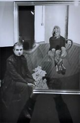Francis Bacon - Photo Silver Print Signed