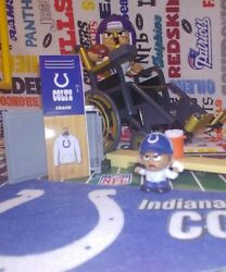 Nfl Teenymates Indianapolis Colts Coach Exclusive Figure 2019 14-pc Boxed Set