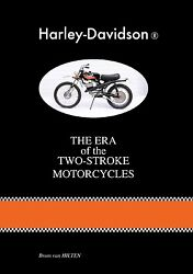 Book Andacuteharley-davidson - The Era Of The Two-stroke Motorcyclesand039 Incl. Aermacchi