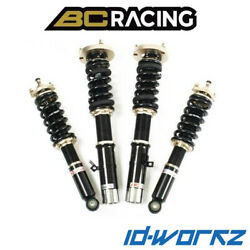 Bc Racing Br Series Rh Coilovers For Lexus Is200 Is300 99-05