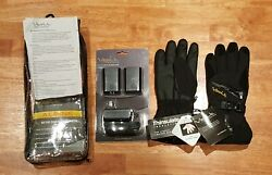 Volt Resistance Alpine Lithium Battery Powered Heated Snow Gloves Rechargeable $119.99