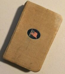 Vintage 1940s New Testament Pocket Bible By Wm. Collins Sons And Co -- 1382