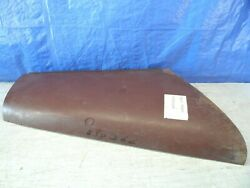 Nos Hood 1939 Plymouth Roadking Deluxe Driverand039s Side Top Left P7 P8 New 795853