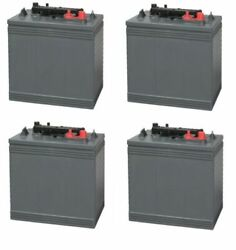 Replacement Battery For Taylor Dunn Sc-175 24 Volts 4 Pack 6v