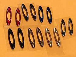 custom your Oakley TEN X with authentic Oakley icon replacement Set $18.00