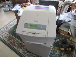 Xerox Phaser 8200dx Solid Ink Color Printer Fully Refurbished. Comes With Ink