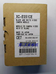 1 Pcs New Sony Xc-es51ce Industrial Black And White Ccd Camera New In Box