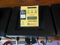 24v-60a Used Charger For Floor Scrubber And Sweeper Golf Carts And More