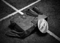 All Blacks Rugby Team Limited Edition Box Y-3 Sneaker And T-shirt Limited 300 F/s