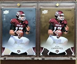 2011 Ryan Tannehill Non Auto Exquisite Collection Rare Set First Rc /35 And /99