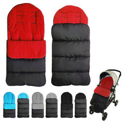 Universal Cosy Footmuffs Toes Apron Liner Buggy Stroller Baby Toddler Blanket