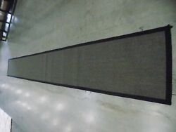 Charcoal 2and039-6 X 20and039 Damaged Corner Runner Reduced Price 1172581403 Nf441d-220