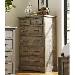 Chest Of Drawers Large 5 Drawer Bedroom Clothes Storage Dresser Decor Furniture