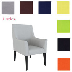 Customize Sofa Cover Fits Ikea Sakarias Chair With Armrests Dinning Chair Cover