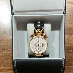 Aviator Wings Limited Edition 500 Hand Winding Watch From Japan F/s