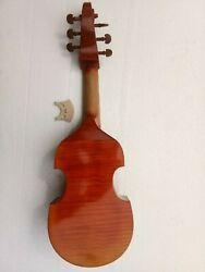 Concert Gamba Antique Collection 318 Mm 6string For Prosesional Musician