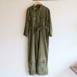 40and039s Us Army Air Force Flight Suit An6550 From Japan Free Shipping