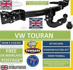 Flange Towbar To
