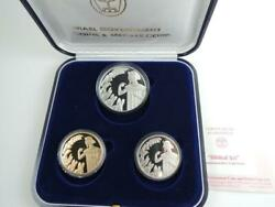 2000 Israel Biblical Art Joseph And His Brothers 3 Coins 1/2 Oz Gold + 2 Silver