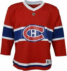 Montreal Canadiens Nhl Youth Boys Replica Jersey 8-12