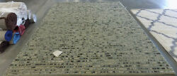 Grey / Multi 8and039 X 10and039 Broken Thread Rug Reduced Price 1172580733 Boh525k-8