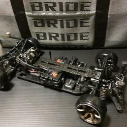 Hicotec Out Of Print Bianca With A Mechanism Rare Genuine Rc Car Body Parts F/s