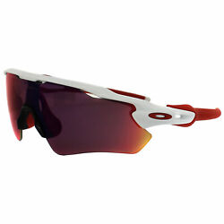 Oakley Sunglasses Radar EV Path OO9208 05 Polished White Prizm Road $146.00