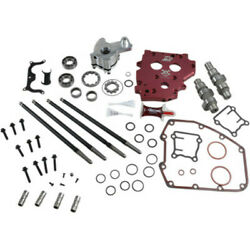Feuling Hp+ Complete Camchest Kit Reaper 574 Gear Drive Twin Cam Harley 99-2006