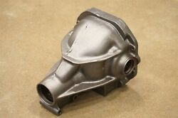 1965 Corvette Posi Rear End Differential Housing Au 3 16 65 Stamp