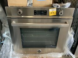 Bertazzoni Professional Series F30proxt 30 Single Wall Oven Stainless Steel