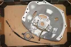 Alfa Romeo 105 Series Giulia Sprint Gt/gt Veloce Cable Clutch Bellhousing, Used