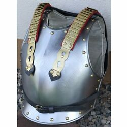 Medieval Cuirass Of The French Cuirassiers Breast-plate Knight Jacket Armor