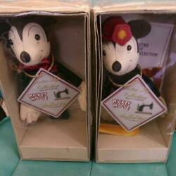 Young Epoch Retro Toy Collection Stuffed Toys Mickey And Minnie From Japan